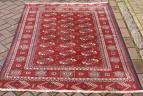 Vijf Vintage tapijten