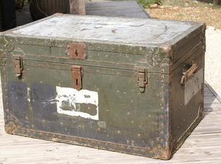 Hutkoffers, Koffers, Kisten & Tassen