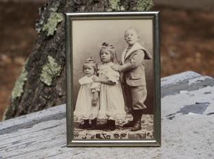 Oude Foto's & Fotolijsten